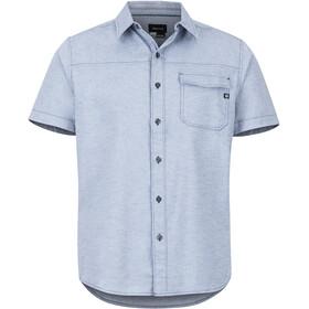 Marmot Tumalo Miehet Lyhythihainen paita , sininen